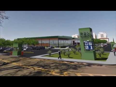 Projeto de Centro Especializado em Reabilitação em Franca - TCC