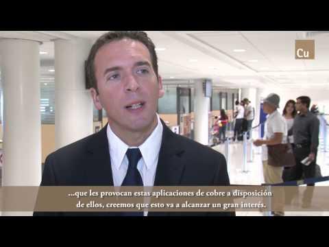 Éxito en el uso de Cobre Antimicrobial en aeropuerto de Santiago