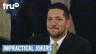 Video Impractical Jokers - Best Man Speech Goes Horribly Wrong (Punishment)   truTV MP3, 3GP, MP4, WEBM, AVI, FLV Agustus 2018