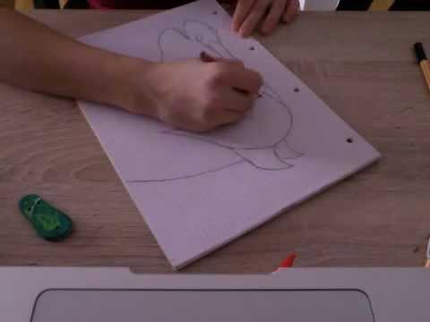 Pferde aus Spirit der wilde mustang zeichnen *2.2*