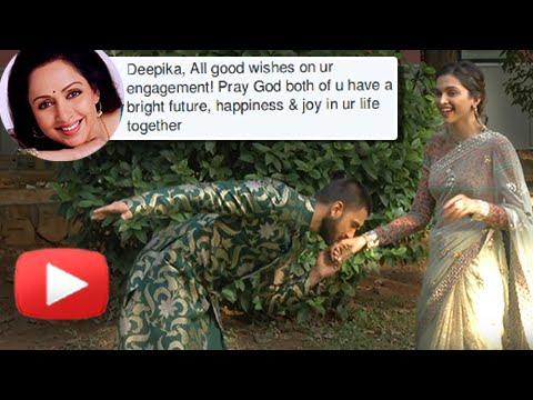 Deepika Padukone & Ranveer Singh Are NOT Engaged,