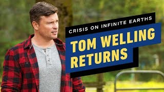 How Crisis on Infinite Earths Part 2 Brought Back Tom Welling's Clark Kent by IGN
