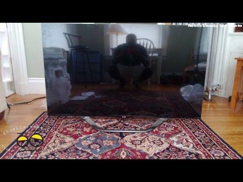 LG 55LA8600 Cinema 3D 240Hz SmartTV Unboxing