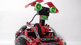 進階機器人 示意影片(3)