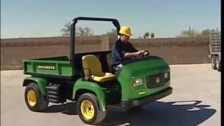 7. John Deere ProGator Heavy-Duty Utility Vehicle Operator Video