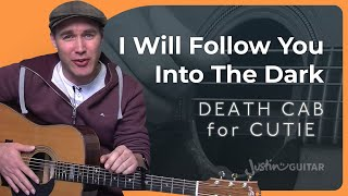 Nonton I Will Follow You Into The Dark   Death Cab For Cutie   Acoustic Guitar Lesson  Sb 106  How To Play Film Subtitle Indonesia Streaming Movie Download