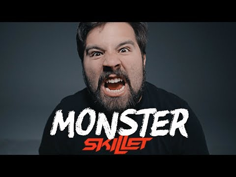 SKILLET - MONSTER (Metal Cover) by Caleb Hyles and Jonathan Young (видео)