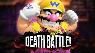 Wario Wafts into DEATH BATTLE! by ScrewAttack