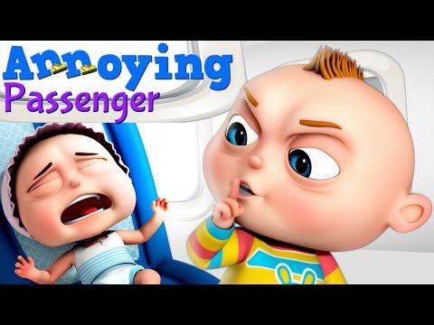 TooToo Boy - Annoying Passenger Episode | Videogyan Kids Shows | Cartoon Animation For Children