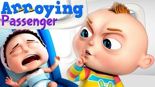 Video TooToo Boy - Annoying Passenger Episode | Videogyan Kids Shows | Cartoon Animation For Children MP3, 3GP, MP4, WEBM, AVI, FLV April 2019
