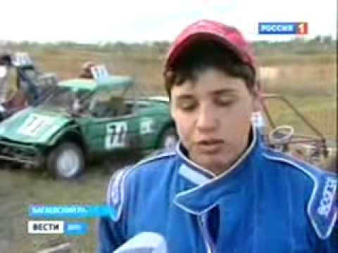 Cюжет Дон Тр, автокросс «Маныч 2011» второй этап