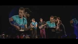 Coldplay - Til Kingdom Come Live @ Madrid 2011 (HD and Widescreen)