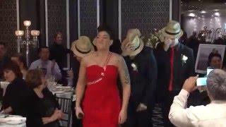 Video The Best Wedding Entrance EVER! MP3, 3GP, MP4, WEBM, AVI, FLV Juli 2018