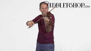 7/8 Size Ming Jiang Zhu 909 Violin Review