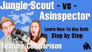 Software: Jungle Scout vs Asinspector