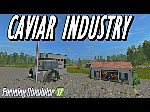 Caviar production v1.0