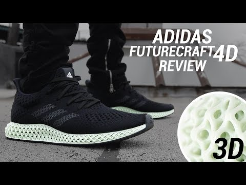 Adidas Futurecraft 4d Review: The 3d Printed Sneaker