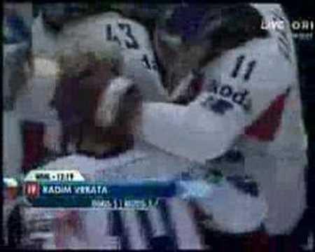 MS 2008 - ČESKO VS. ŠVÉDSKO