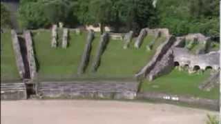 Saintes France  city images : Roman Amphitheatre, Saintes, France