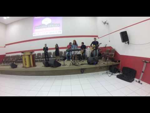 Ministério A Banda - 525 Harpa Cristã - Em Silvânia, Goiás