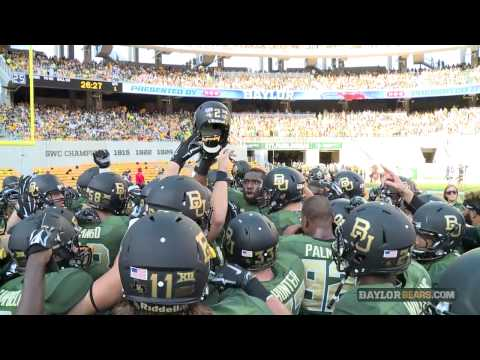 Shawn Oakman Mic'd Up 9/1/2014 video.