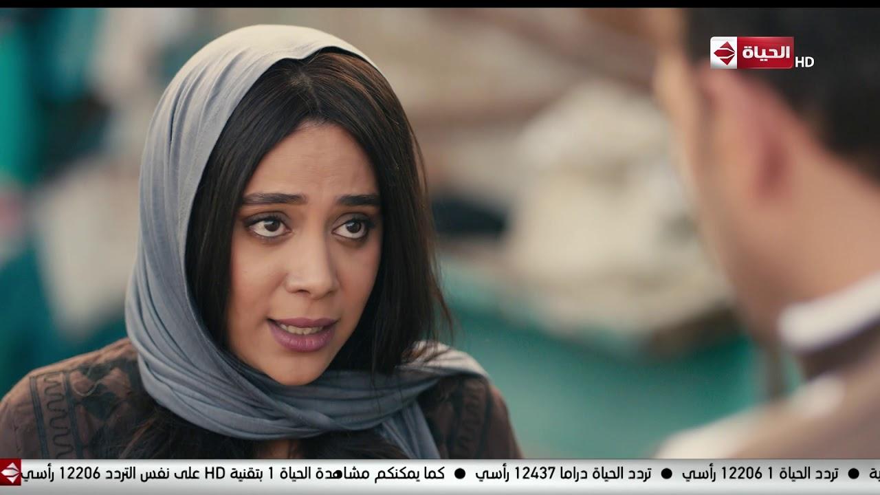 مسلسل بحر - فاطمة بتقول لـ هيما شيل من دماغك الأفكار دي عشان بحر أخويا وهيفضل أخويا