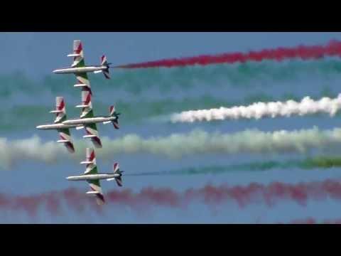 frecce tricolori vasto air show 2013