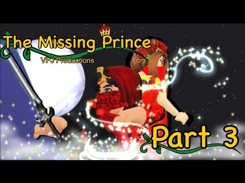 "🌸""The Missing Prince""🌸~Roblox Mini Movie (Adopt me Roleplay)~PART 3~~VikingPrincessJazmin"