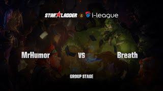 Breath vs MrHumor (逗小姐), game 1