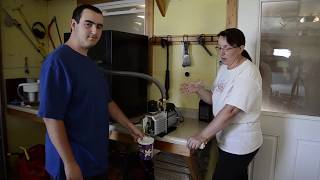 How to Change the Oil in a Harvest Right Freeze Dryer Pump