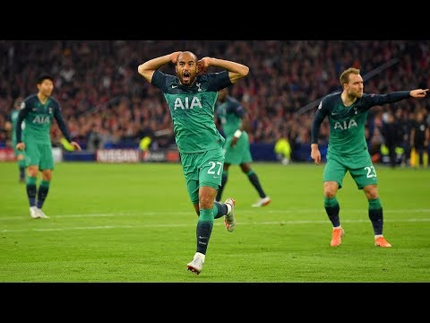 Lucas Moura (Tottenham) Champions League HAT-TRICK vs. Ajax | INSANE COMEBACK!