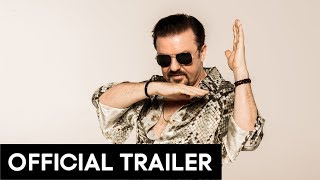 """1.  THE GIFT OF BEING A NOBODY:  """"David Brent: A Life on the Road"""""""