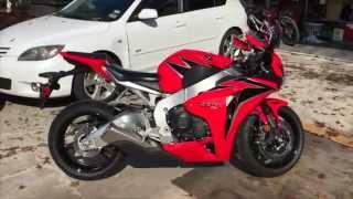 6. 2011 Honda CBR1000RR for sale. 1-25-15
