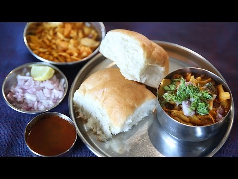 Misal Pav | Popular Maharashtrian Spicy Street Food Snack Recipe | Masala Trails With Smita Deo