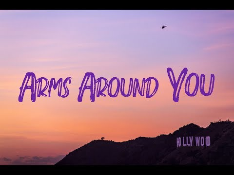 XXXTENTACION feat Lil Pump, Swae Lee, Maluma - Arms Around You (Lyrics Video)