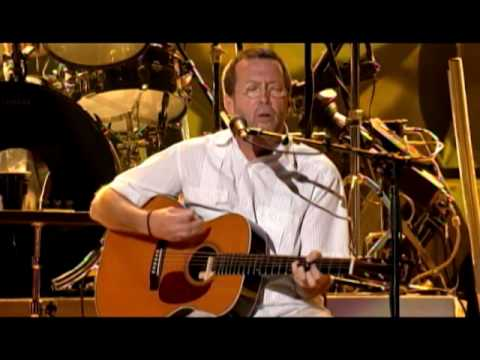 "Eric Clapton – ""Change The World"" [Live Video Version]"