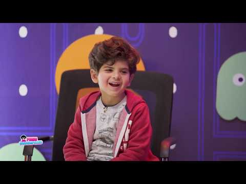 شيماء سيف تجري اختبار التوافق للطفل ياسين ووالدته