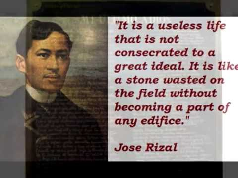jose rizal and his nationalism essay