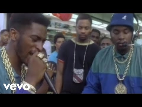 Rakim - I Ain't No Joke lyrics