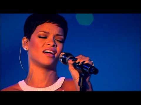 found - Rihanna performing a medley of Stay from her new album 'Unapologetic' & We Found Love from her last album 'Talk That Talk' live on The X Factor UK Final 9th ...