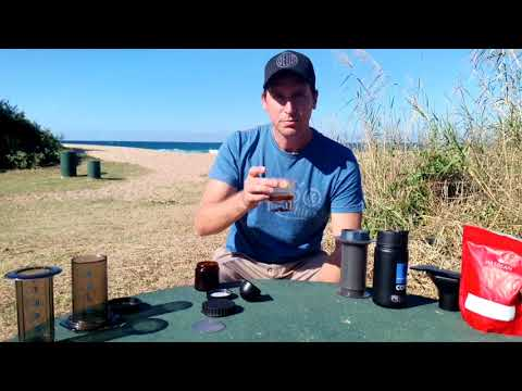 Coffee Magazine Test Drives the Prismo for AeroPress -