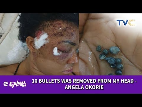 There's No Way 10 Bullets Hit Angela Okorie - Hojay