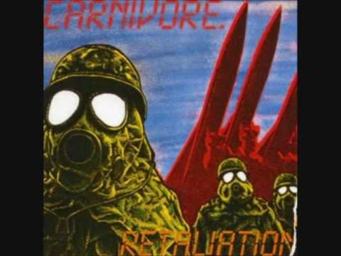 Carnivore - Technophobia online metal music video by CARNIVORE