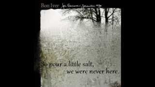 Skinny Love by Bon Iver (lyrics)