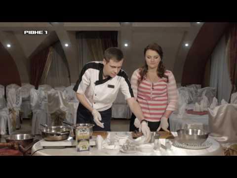 """Каре телятини під вишневим соусом у програмі """"Кулінарний туризм"""""""