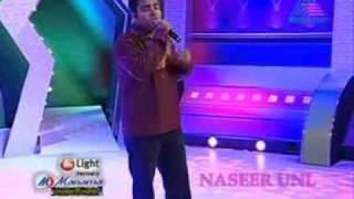 Asianet Mailanchi Mappila Pattukal Mohammad Anas 20,8,2011   YouTube