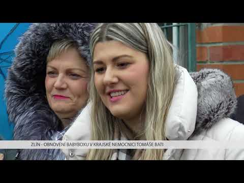 TVS: Zlínský kraj 8. 12. 2017