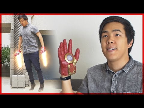 Repulsor Gloves Problems (Iron Man)