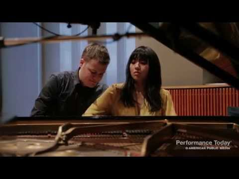 Anderson & Roe Piano Duo: Papageno from The Magic Flute on Performance Today
