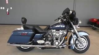 8. 695227   2008 Harley Davidson Street Glide   FLHX Used motorcycles for sale